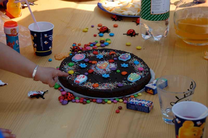 Happy Birthday, wir machen Geburtstagskuchen!