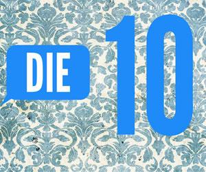 """Die """"10 Dinge"""""""