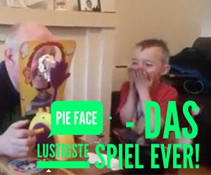 Pie Face - Das lustigste Spiel ever!