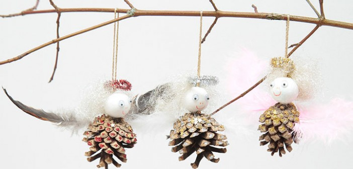Vorweihnachtliche Bastelideen
