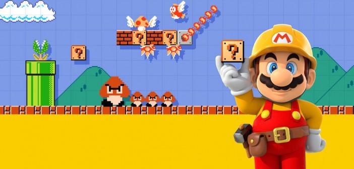 Super Mario Maker für die Wii U zu gewinnen!