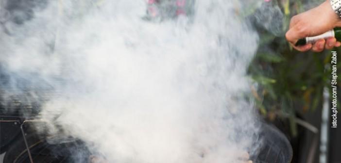 Wenn dir der Zigarettenrauch und Grillduft von Nachbar's Balkon stinkt