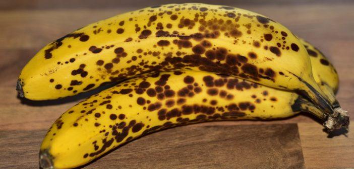 """""""Iiiiihhhh! Weg mit euch, ihr überreifen, bräunlichen Bananen!…"""